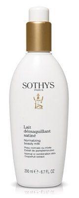 Sothys Normalizing Beauty Milk $22.00