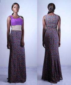 Nigeria's House Of Marie Unleashes Its 2013 Collection | FashionGHANA.com (100% African Fashion)