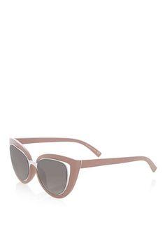 SASKIA Katzenaugen-Sonnenbrille