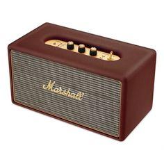 Marshall Stanmore Bluetooth Speaker - Apple Store (U.S.)
