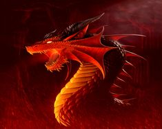 Dragons Wallpaper: Dragon Wallpaper