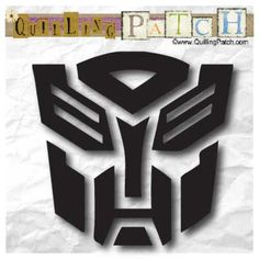 autobot transformers vector svg cutting file Vinyl Crafts, Paper Crafts, Transformers, Rescue Bots Birthday, Market Day Ideas, Transformer Birthday, Silhouette Machine, Silhouette Cameo Projects, Disney Scrapbook