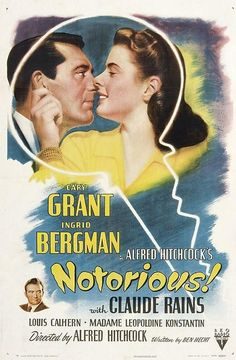 """Notorious  """"If you had only once said that you loved me."""""""