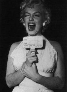 tired Marilyn