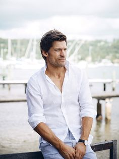 Nikolaj Coster Waldau Poses for Photos in C for Men, Talks Jaime Lannisters Complexities