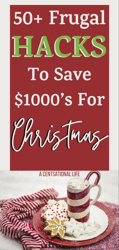 Frugal life hacks to save a lot of money for the holidays! Save money on food, bills and more to have a debt free Christmas! #christmas #christmasbudget #savemoney #holiday Christmas On A Budget, Christmas Crafts, Holiday, Money Saving Meals, Family Budget, Frugal Living Tips, How To Make Money, Hacks, Recipes