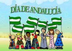 Dibujos para trabajar el día de Andalucía