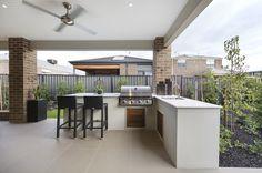 Madison Alfresco - Simonds Homes #interiordesign #alfresco