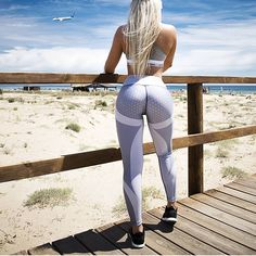 Yoga Fitness Leggings for Women | Yoga Pants | Printed Leggings | Workout | Black and White | Gym | #leggings. These are our best selling leggings and yoga pants. As you can see they look amazing when worn and are available in two colors. Black and Grey. Sizes are from XS to XL.