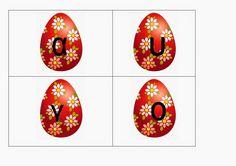 Νηπιαγωγείο Κοκκίνη Χάνι: ΄Ηρθε η Πασχαλιά! Easter Crafts, Activities, Blog, School, Blogging