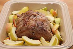 cookvalley - tanker om mad: Nakkekam med efterårets æbler