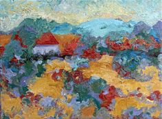 Isabella S. Minichmair - Summer Haze Oil on Canvas, Paintings Chelsea, Oil On Canvas, Canvas Paintings, Nyc, Contemporary Art, Sculpture, Juni, Exhibitions, Gallery