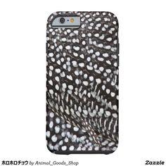 ホロホロチョウ iPhone 6 タフケース