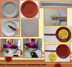 Diy Paper, Paper Crafts, Plastic Plates, Pre School, Paper Plates, Preschool Activities, Mardi Gras, Origami, Tableware