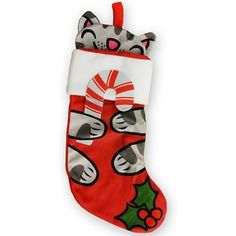 The Big Bang Theory Christmas Stocking Soft Kitty