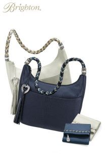 My Brighton purse (Navy) - Love it! Classic handbag that is perfect for work or play!