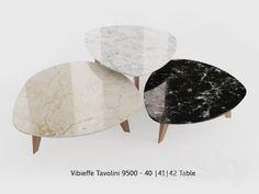 Vibieffe Tavolini 9500