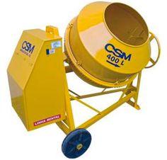 Betoneira CSM 400 litros sem Motor