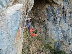 Zorbey Aktuyun, Keykubat, IX/7c , Sport Climbing - Antalya