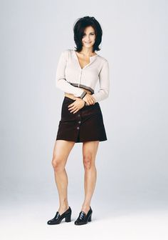 Image result for monica geller outfits