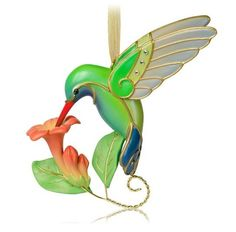 Hallmark 2014 Limited Edition Winged Wonder Hummingbird Ornament ** Find out more about the great product at the image link. (This is an affiliate link) Hallmark Christmas Ornaments, Baby First Christmas Ornament, Hallmark Keepsake Ornaments, Christmas Tree, Ornament Hooks, Bird Ornaments, Hanging Ornaments, Hummingbird Wings, Kitchen Ornaments