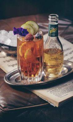 Pimm's Ginger Ale