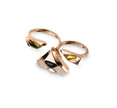 Bagheera two fingers ring