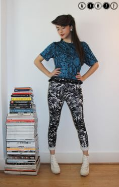 new looks on the blog: Spring is here Summer is upon us...#fashion #fblogger #topshop #prints