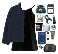"""your divine ribs help break mine"" by a-cheeto-butterfly ❤ liked on Polyvore featuring Mulberry, Aveda, Clinique, Chanel, FREDS at Barneys New York, Grown Alchemist, Daniel Wellington, H&M and Retrò"