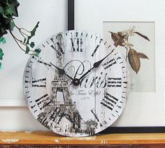 Paris clock...