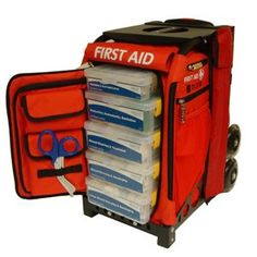 WANT: Amazon.com: MobileAid Trauma Emergency First Aid Kit (31500): Health & Personal Care $439.95