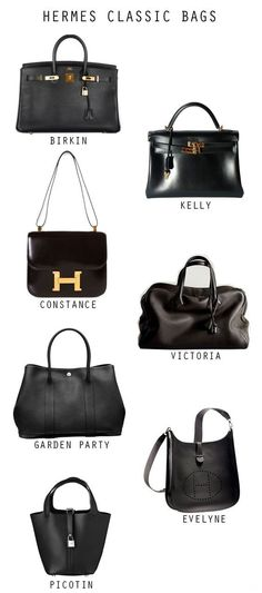 Hermes Handbags & more More