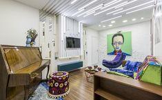 Проект «Пудра и шелк». Abitant Москва