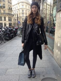 #BLKDNM #Chanel #ACNE #GoldenGoose #StreetStyle #Woman