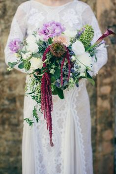 Stunning bouquet: http://www.stylemepretty.com/australia-weddings/new-south-wales-au/byron-bay/2015/04/16/romantic-french-inspired-wedding-inspiration/   Photography: White Images - http://whiteimages.com.au/