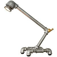 pipe lamp for a pipefitter?