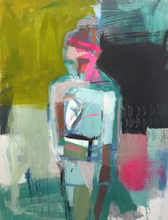 The Daily Muse: Teil Duncan, Painter http://elusivemu.se/teil-duncan/ ©2015, All Rights Reserved, Teil Duncan