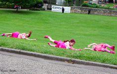 pinkie girls, have fun
