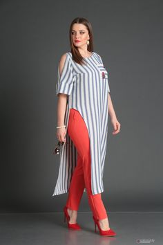 29 Plus Size Outfits To Not Miss - Daily Fashion Outfits Mode Outfits, Chic Outfits, Fashion Outfits, Fashion Trends, Latest African Fashion Dresses, African Print Fashion, Looks Plus Size, African Wear, Daily Fashion