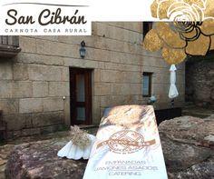 Pasa el fin de semana en San Cibrán y tráete tu catering.  #cottage #casarural #travel #decoracion #sancibranrural Rural House, Roast Gammon, Hams, Step By Step