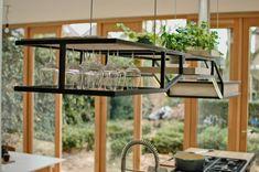 Afbeeldingsresultaat voor stalen frame boven keukenblok