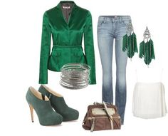 ShopStyle: Libra St. Patrick's Day Fashionscope by fashionscopes