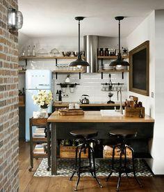 De industriële keuken: 15 prachtige voorbeelden https://www.ikwoonfijn.nl/de-industriele-keuken-15-prachtige-voorbeelden/