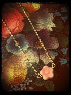 KLIMBIM: Necklace