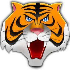 elementary school tiger mascot - Google Search