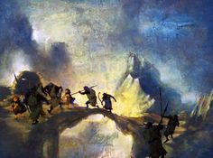 Production Art from Ralph Bakshi's Lord of the Rings | Tor.com