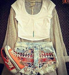 summer outfits love