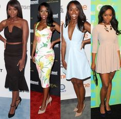 Xpress Yourself - bbcnewslol: scandalholic: Aja Naomi King Outfit...