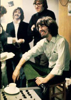 Beautiful smile,  George
