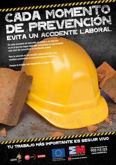Propuesta de Campaña para la prevención de los accidentes en el trabajo de la Comunidad de Madrid